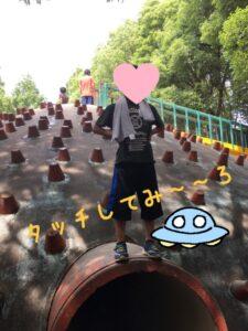 6月24日 西河原南公園③