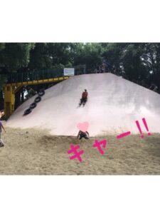 6月24日 西河原南公園①